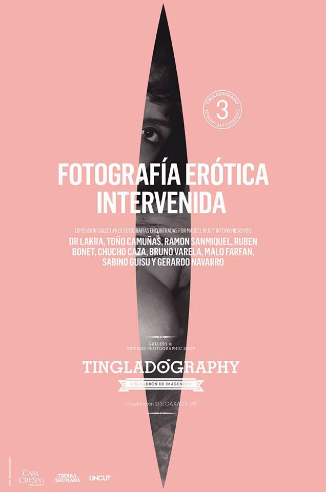 Fotografía Erótica Intervenida