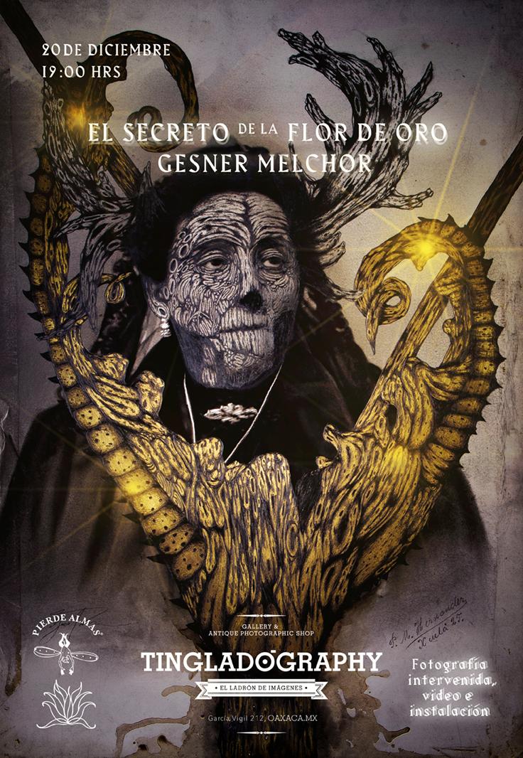 EL SECRETO DE LA FLOR DE ORO, GESNER MELCHOR