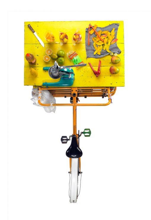 Triciclos Frutas II