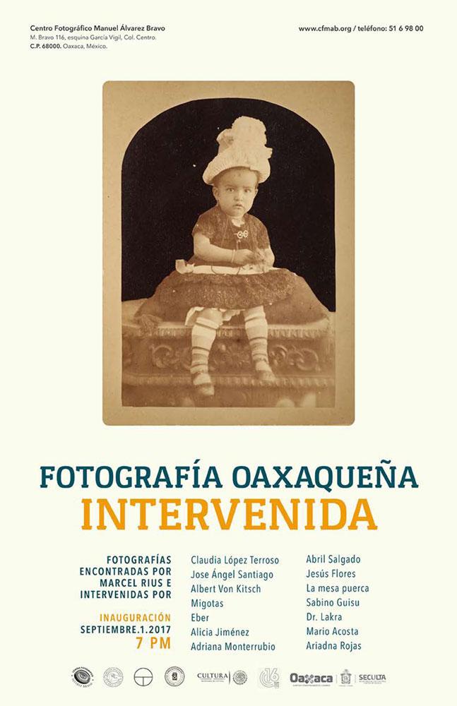 Fotografía Oaxaqueña Intervenida