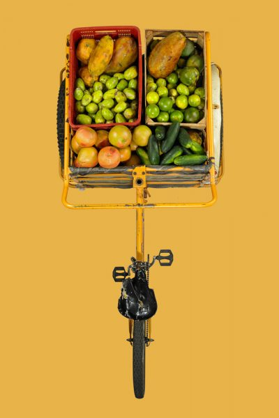 Triciclo Fruta