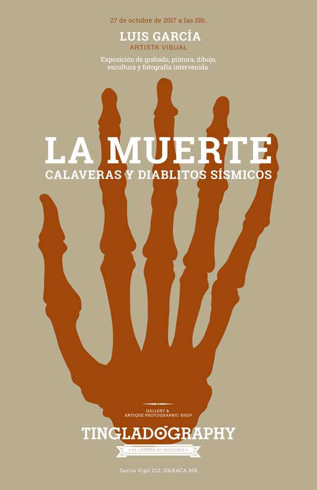 """Luis Garcia """"La Muerte"""""""