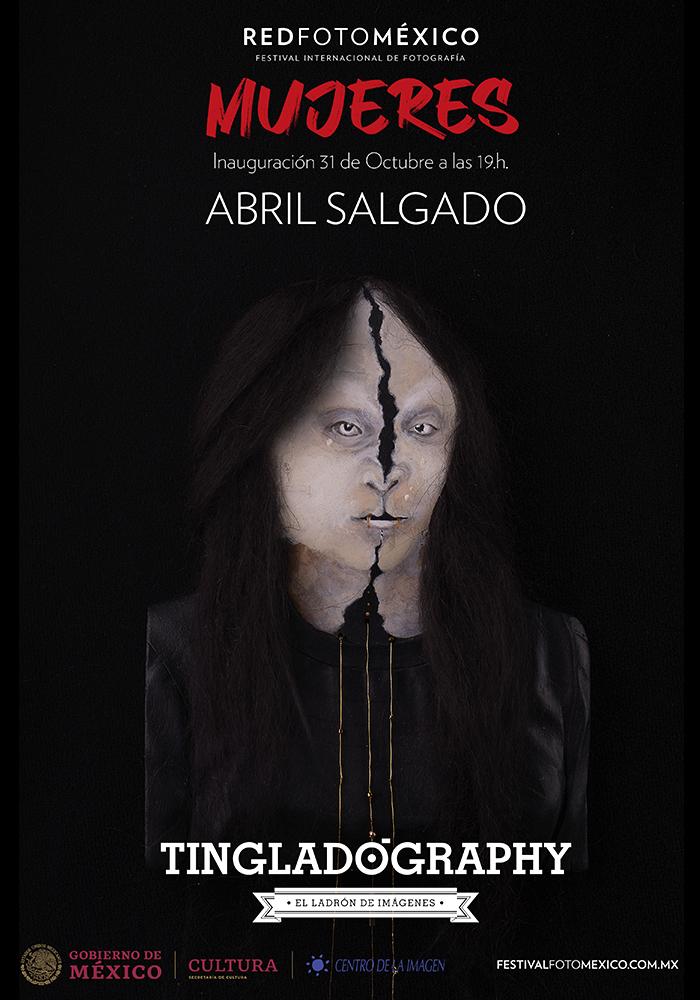 MÍTICA, Abril Salgado