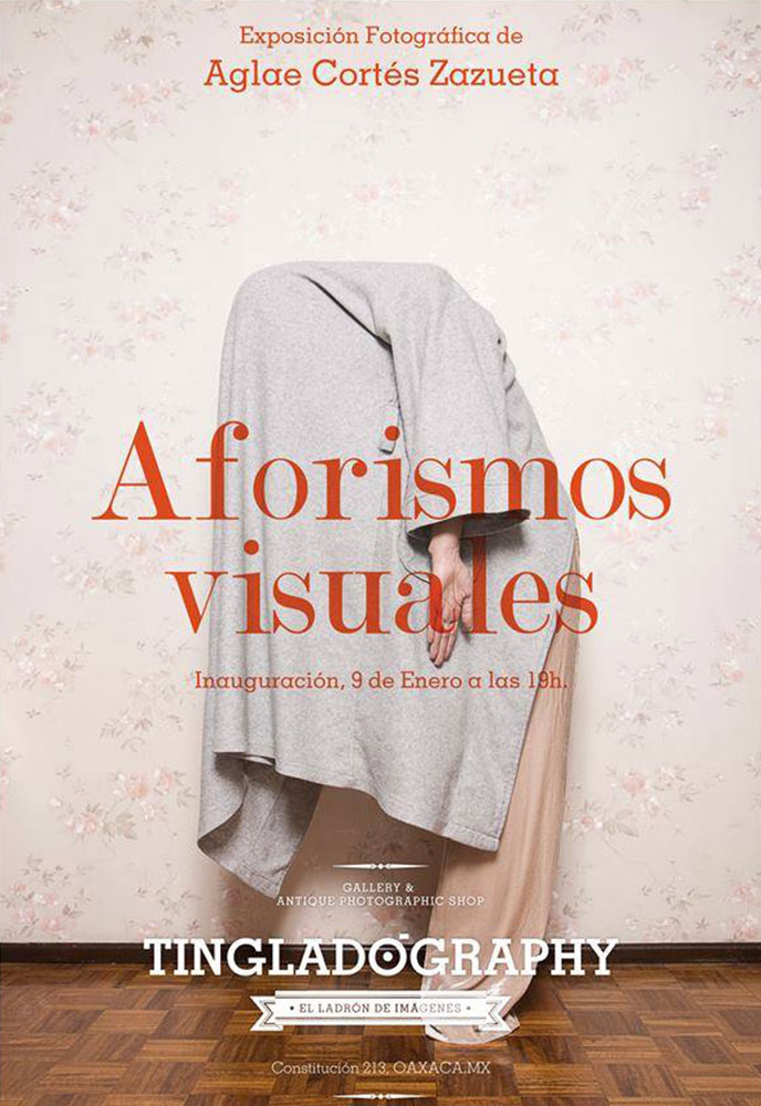 "Aglae Cortés ""Aforismos Visuales"""